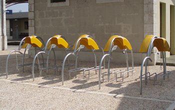 Cyclo-bloc de ville Quadria