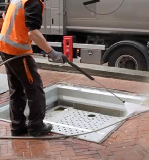 Maintenance de votre conteneur enterré Quadria